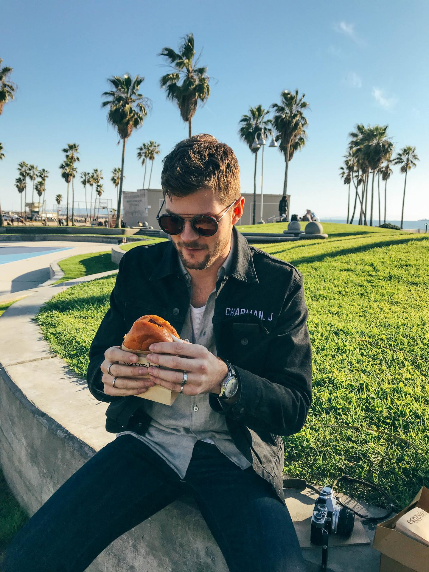 My Favourite Places to Eat in LA - Jim Chapman